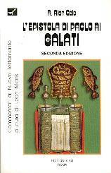 L'epistola di Paolo ai Galati (Brossura)