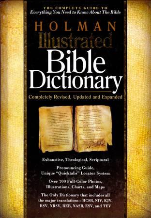 Holman Illustrated Bible Dictionary (Copertina Rigida) [Libro]