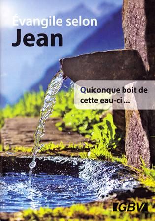 Vangelo di Giovanni in Francese (Spillato)
