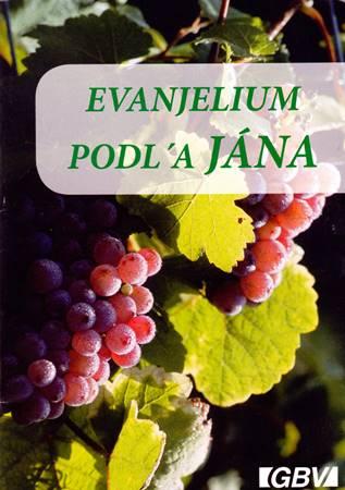 Vangelo di Giovanni in Slovacco (Spillato)