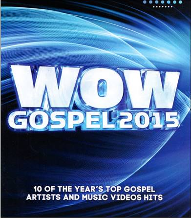 Wow - Gospel 2015 [DVD]