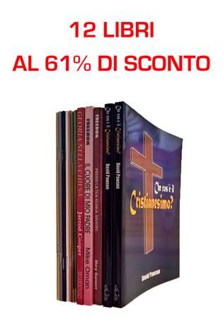 Offerta 12 libri a solo 19,99€