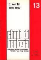 C. Van Till (1895 - 1897) (Studi di Teologia - n° 13) (Brossura)