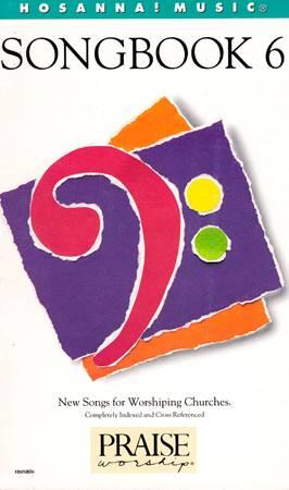 Hosanna! music songbook 6 (Spirale)