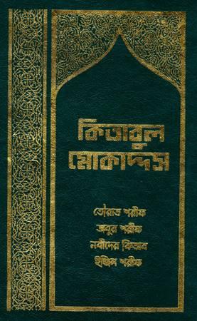 Bibbia Bengali (Copertina rigida)
