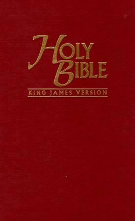 KJV Holy Bible (Copertina rigida)