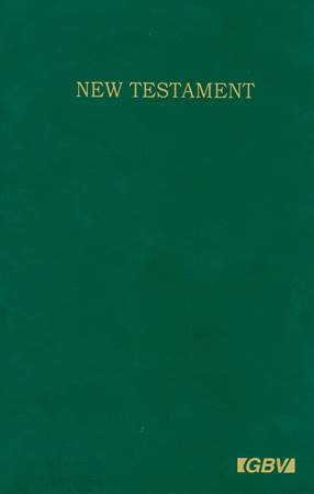 Nuovo testamento - Inglese (Similpelle)