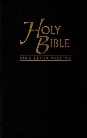 Bibbia Inglese KJV (Copertina rigida)