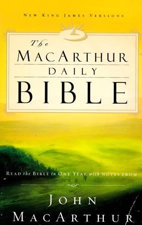 Bibbia MacArthur - Inglese (Brossura)