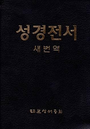 Bibbia Coreana (PVC)