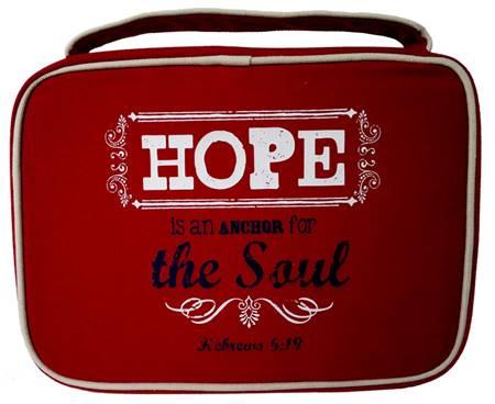 Copribibbia Hope in stoffa - formato medio (Stoffa)