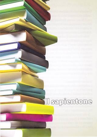 Il sapientone - Confezione da 250 opuscoli (Pieghevole)