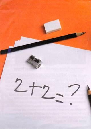2+2=? - Confezione da 250 opuscoli (Pieghevole)