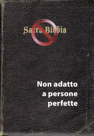 Non adatto a persone perfette - Confezione da 250 opuscoli (Pieghevole)