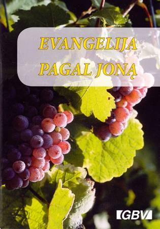 Vangelo di Giovanni in Lituano (Spillato)
