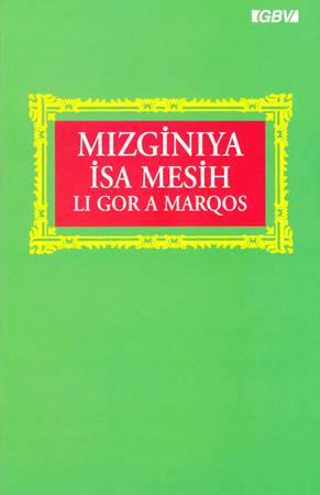 Vangelo di Marco in Curdo (Spillato)