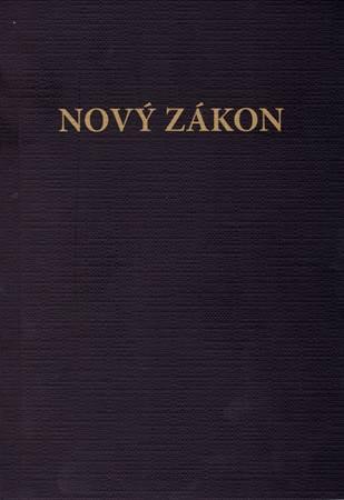Nuovo Testamento in Ceco (Brossura)