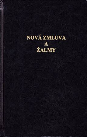 Nuovo Testamento e Salmi in Slovacco (Copertina rigida)