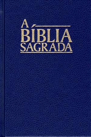 Bibbia in Portoghese (Copertina rigida)