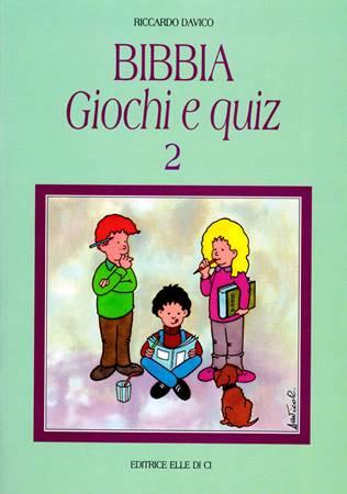 Bibbia - Giochi e quiz - Vol. 2 (Brossura)