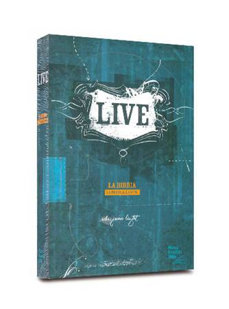 Bibbia Live Edizione Light 36401 (SG36401) (Brossura) [Bibbia Media]
