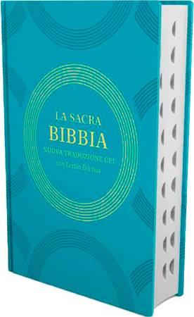Bibbia CEI 2008 con Lectio Divina e rubrica (Similpelle)