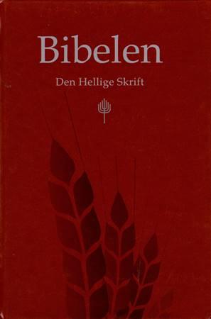 Bibbia in lingua norvegese (Copertina rigida)