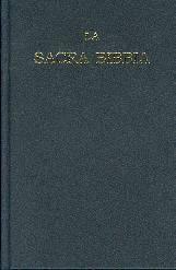 La Sacra Bibbia Luzzi Rigida
