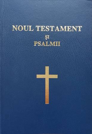 Nuovo Testamento con Salmi e Proverbi in lingua Rumena (Noul Testament cu Psalmi si Proverbe) (PVC)