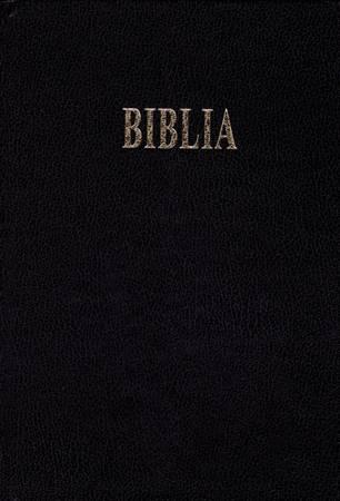 Biblia in lingua rumena - colore nero (Copertina rigida)