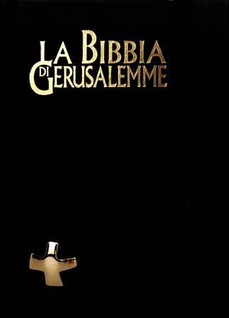 La Bibbia di Gerusalemme (Similpelle)