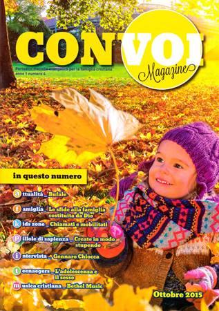 Rivista Con voi Magazine - Ottobre 2015