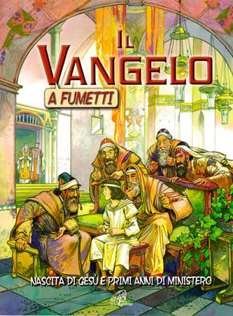Il Vangelo a Fumetti vol. 1 (Brossura)