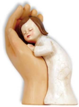 Statuetta in ceramica