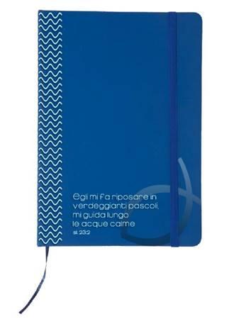 Quaderno Onde (Copertina con elastico)