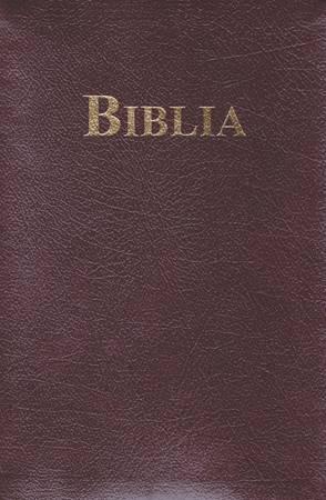 Bibbia in Rumeno Traduzione Fidela (PVC)