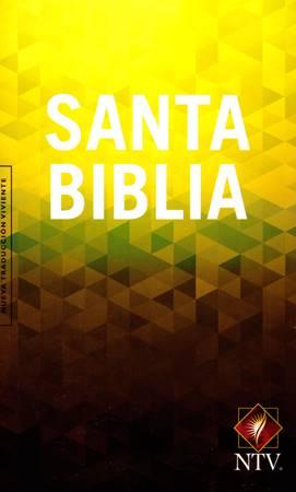 Santa Biblia NTV - Colore giallo (Brossura)