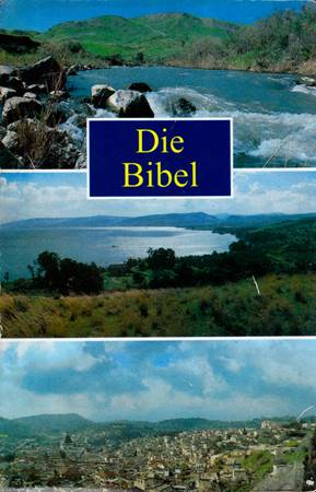 Die Bibel DC98SF (PVC)
