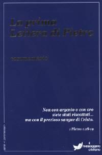 La prima lettera di Pietro (Brossura)