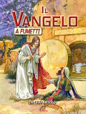 Il Vangelo a Fumetti vol. 3 (Brossura)