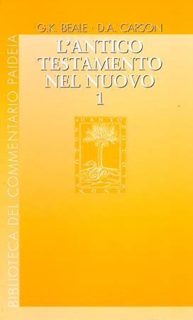 L'Antico Testamento nel Nuovo vol. 1 (Copertina rigida)