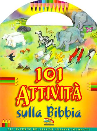 101 attività sulla Bibbia (Brossura)