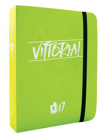 SvoltAgenda Vittoria! - Colore Verde (Copertina Soft con Elastico)