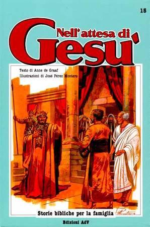 Nell'attesa di Gesù (Copertina rigida)