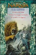 Le cronache di Narnia - vol. 1 (Il nipote del mago - Il leone, la strega e l'armadio - Il cavallo e il ragazzo)