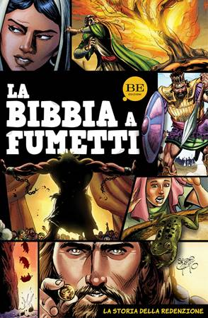 La Bibbia a fumetti (Brossura)