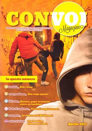Rivista Con voi Magazine - Aprile 2017