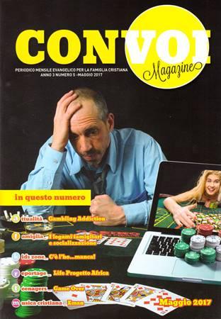 Rivista Con voi Magazine - Maggio 2017 (Spillato)