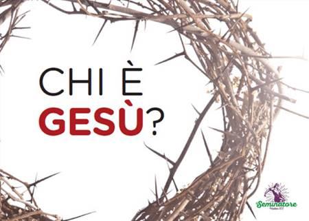 Chi è Gesù? - 200 copie (Volantino)