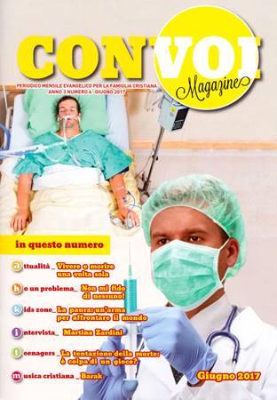 Rivista Con voi Magazine - Giugno 2017 (Spillato)